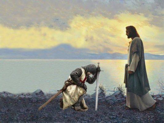 Jesus & Templar